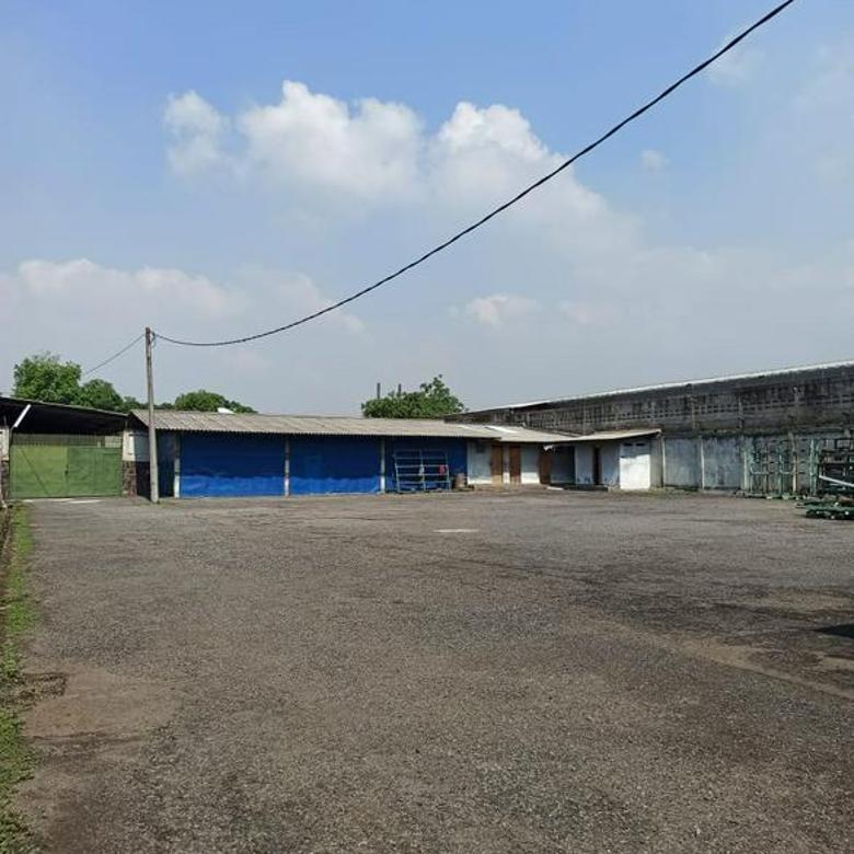 Gudang Murah Hitung Tanah di Sayap Soekarno Hatta Bandung