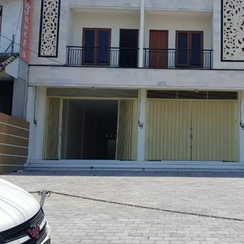 Ruko 3 Lantai Teuku Umar Barat,  Dekat Depo Bangunan
