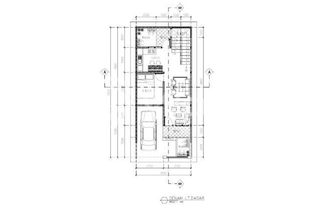 Di jual rumah cantik 2 lantai  di srengseng sawah,dekat akses toll cijago 16224313