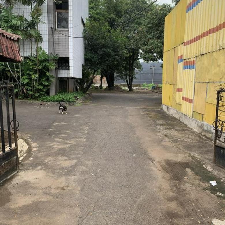 Tanah di Jl Raya Daan Mogot Jakarta Barat