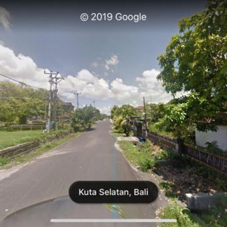 Tanah Bonus Rumah 2 Di Jln Siligita Nusa Dua Kuta Selatan Bali