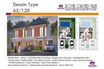 Dijual Rumah Villa Minimalis Tipe 65/120 di Royal Orchid Villa, Cimahi