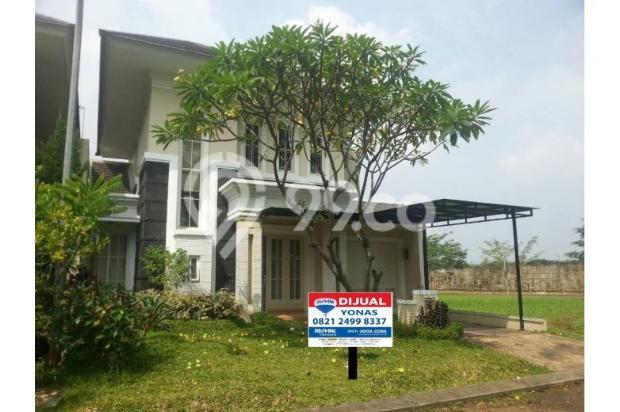 Rumah cantik model minimalis di Cluster Olivia , Alam Sutera , Tangerang  L 11829431