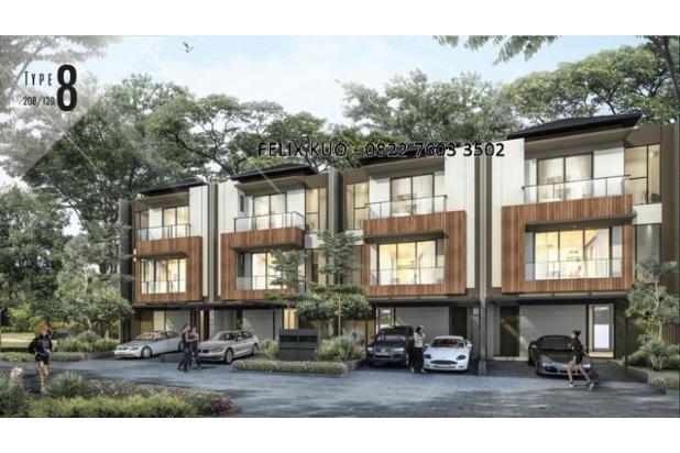 Rp6,6mily Rumah Dijual