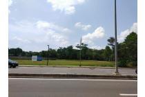 Kavling Hoek De Park II Siap Bangun Lokasi Dekat Navapark BSD Tangerang  I