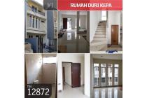 Rumah Duri Kepa (2 Unit), Jakarta Barat, 5x15m, 3 Lt, SHM