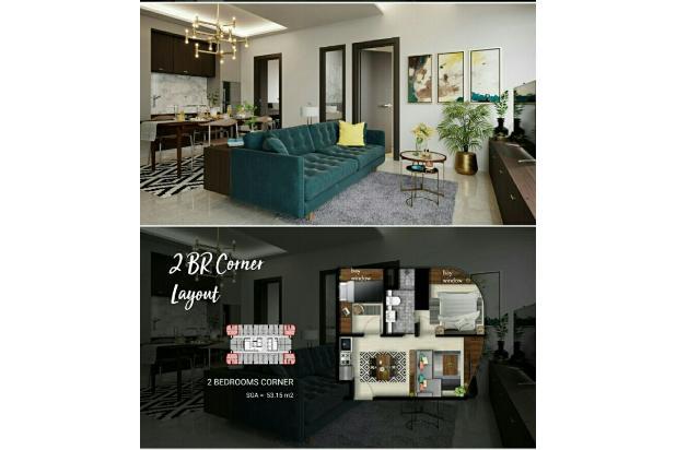 Rp384jt Apartemen Dijual