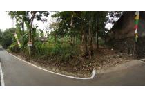Dijual Tanah Hook Strategis Luas 2000 Meter di Salatiga, Jawa
