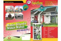 Rumah Cluster Minimalis Lokasi Strategis