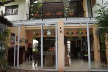 Rumah baru lingkungan asri di kota jakarta timur cipinang Besar