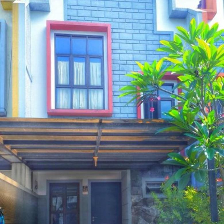 Rumah Dijual, Minimalis Siap Huni dlm Cluster Strategis
