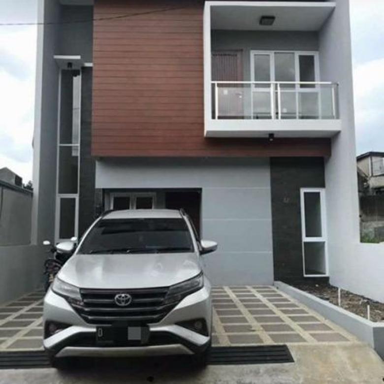 Rumah Baru Minimalis..Gress SURYALAYA - LANGKA