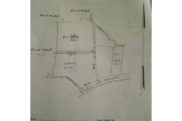 Rp250jt Tanah Dijual
