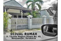 Jual Rumah di Banyuanyar Solo - Jl. Taruma Negara