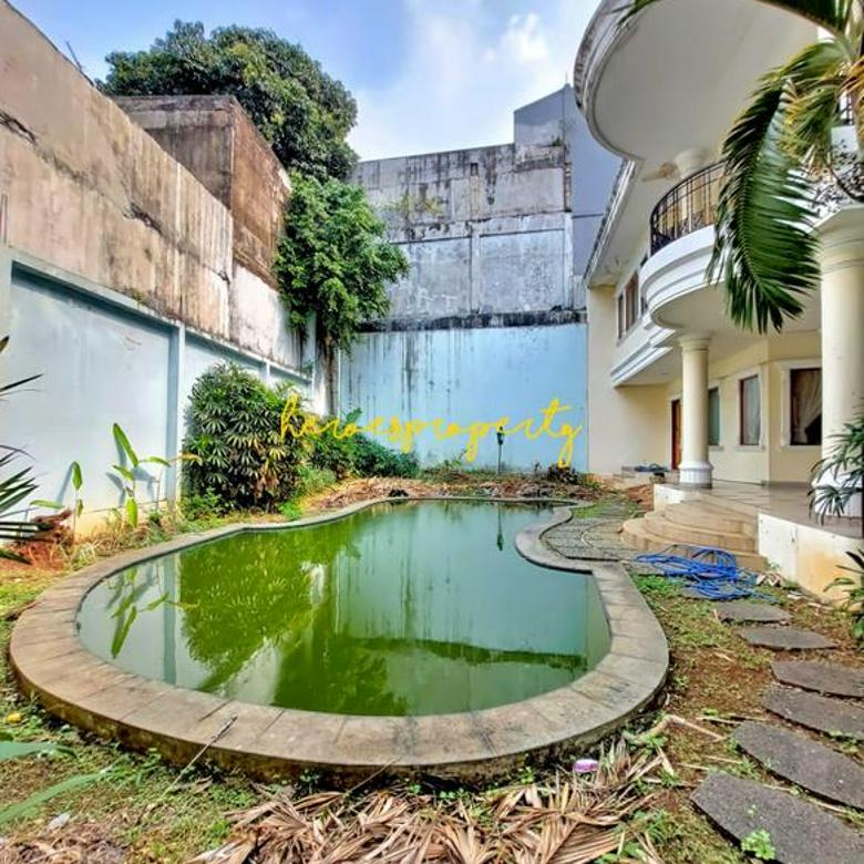 Pondok Indah Dekat Bukit Golf 3 Lantai Best Price