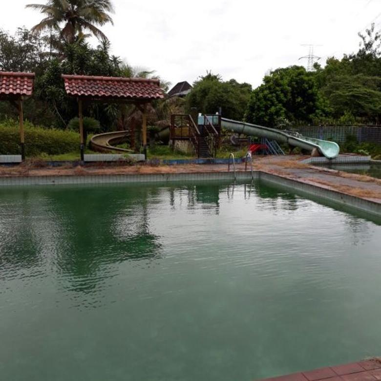 Ex Restoran Cocok Untuk Taman Rekreasi