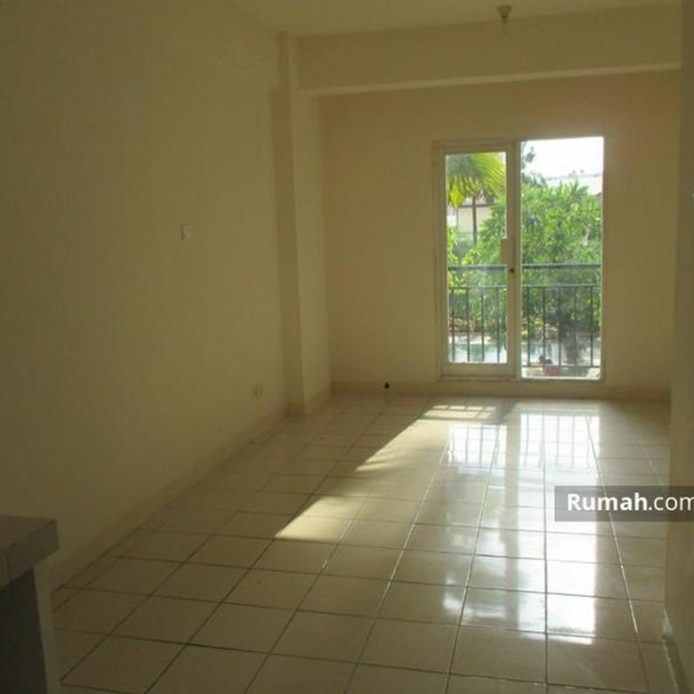 Apartemen Puri Park View Tower B studio kosong lt 11 hdp pool/selatan