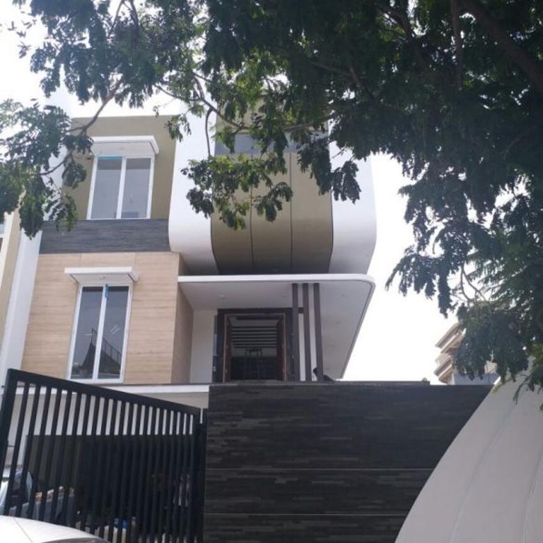 Dijual Best Price Elegant Rumah PIK Katamaran LT 358m2 Brand NEW