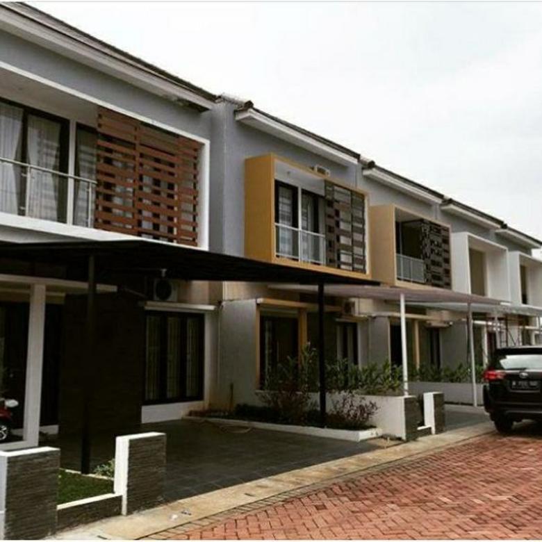 townhouse minimalis di kelapa dua wetan, jakarta timur