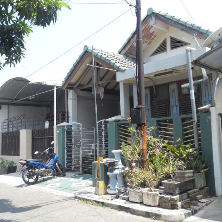 Dijual Rumah Kupang Jaya Surabaya
