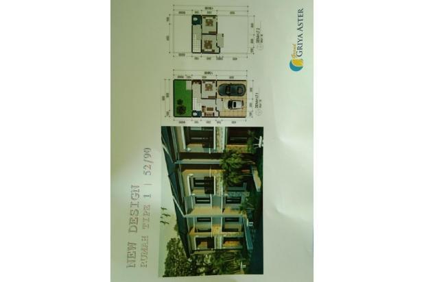 Rp5,99jt Rumah Dijual