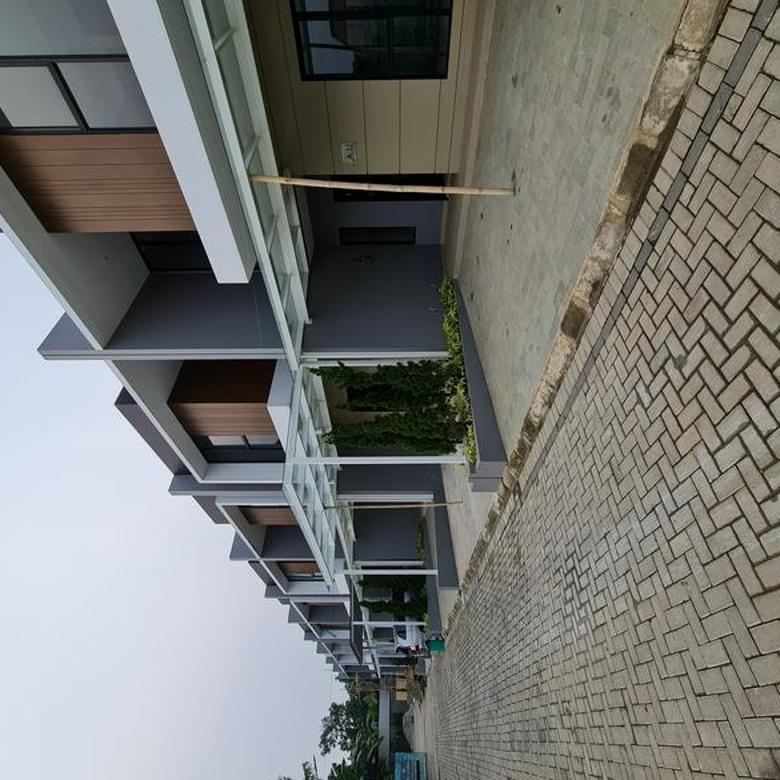 Rumah Baru Minimalis di Bintaro