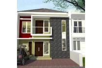 Jual rumah clusterd baru dgn perabot di BLKI,Pontianak,Kalimantan Bara