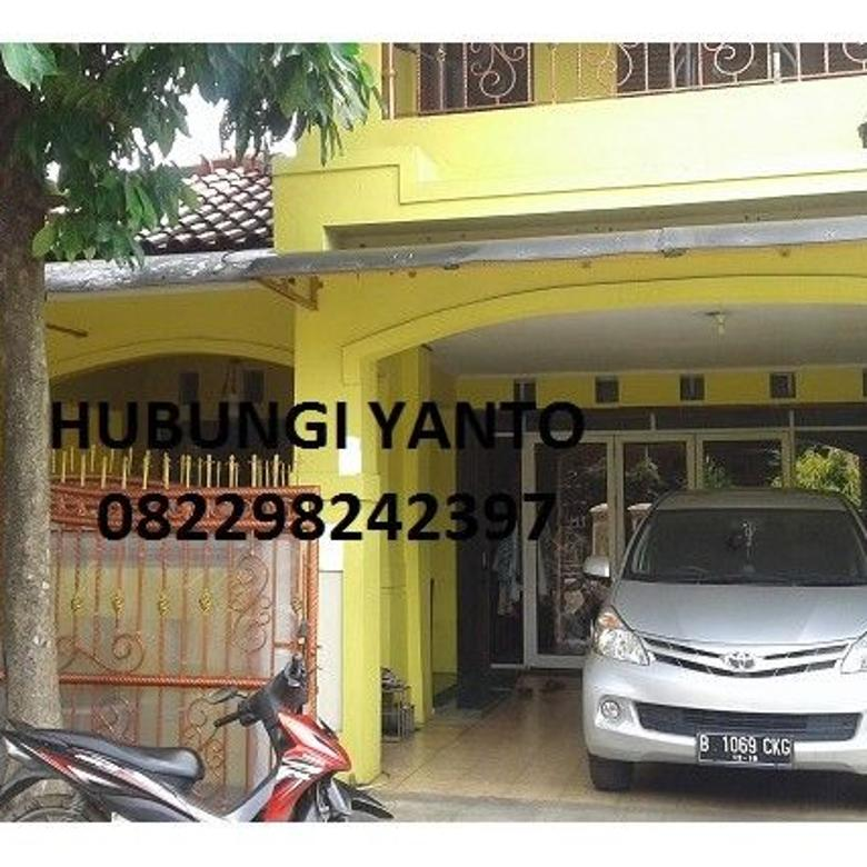 Rumah 2 Lt Dekat Pasar Daerah Lippo Karawaci