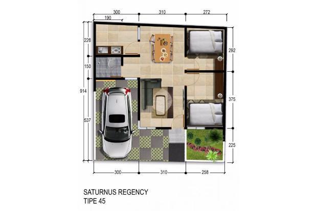 Rp758jt Rumah Dijual