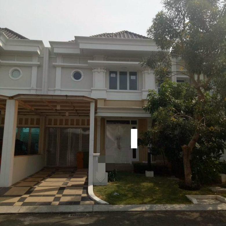 Rumah 2 Lantai di Cluster Vernonia Summarecon Bekasi
