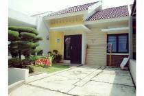 Rumah murah minimalis di harapan mulya, lingkungan cluster