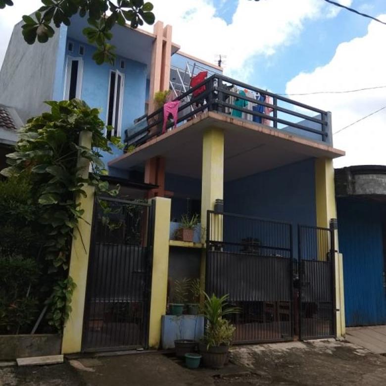 Rumah dijual murah di Graha Mustika Media Setu, Bekasi