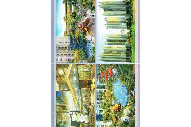 Apartemen The Mansion Kemayoran Luas 31 m2 (Studio) 17326853