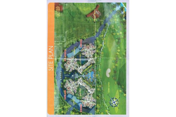 Apartemen The Mansion Kemayoran Luas 31 m2 (Studio) 17326854