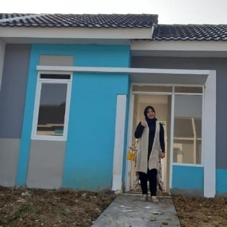 Rumah subsidi Cileungsi Bogor angsuran ringan dan flat