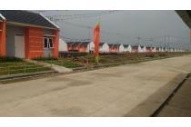 rumah subsidi tambun utara 1 km dekat tol DP 11jt angs 900rb