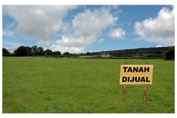 Rp2,83mily Tanah Dijual