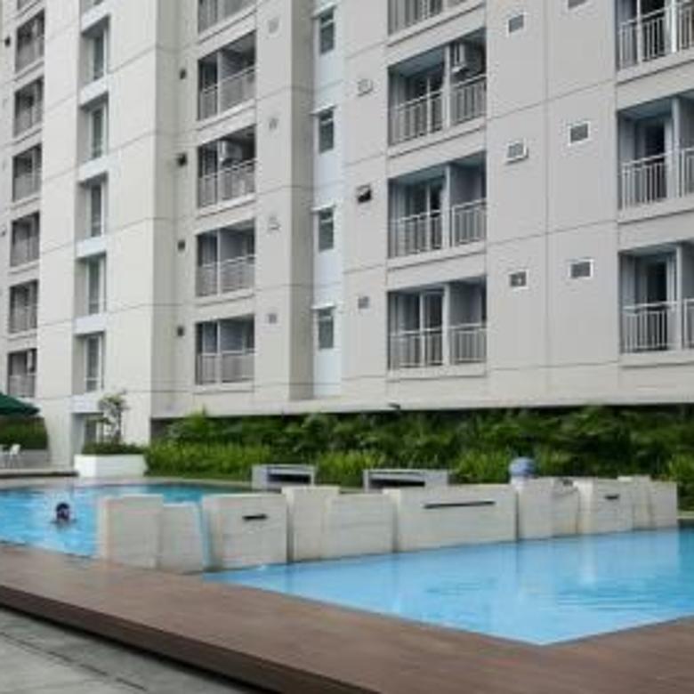 Apartemen Bintaro Park View Dijual Studio Lokasi Strategis
