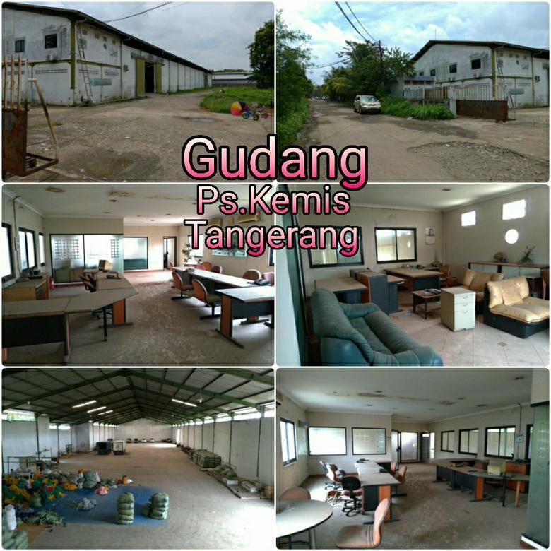 PASAR KEMIS Kawasan Industri Pabrik. Tangerang