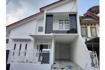 Rumah siap huni 2lt luas 10x15 150m2 Type 5KT Komplek Bintara Jaya Permai Bekasi