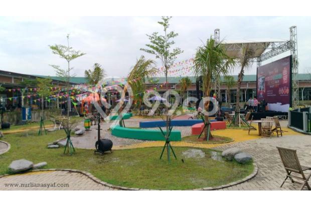 CLUSTER DBANYAN JAKARTA GARDEN CITY BAGUS CAKUNG 15423002
