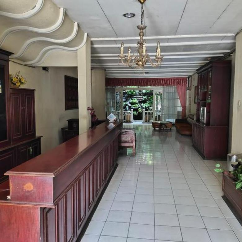 Hotel Strategis di Pelajar Pejuang