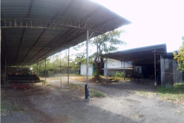 Rp1,6mily/thn Gudang Disewa