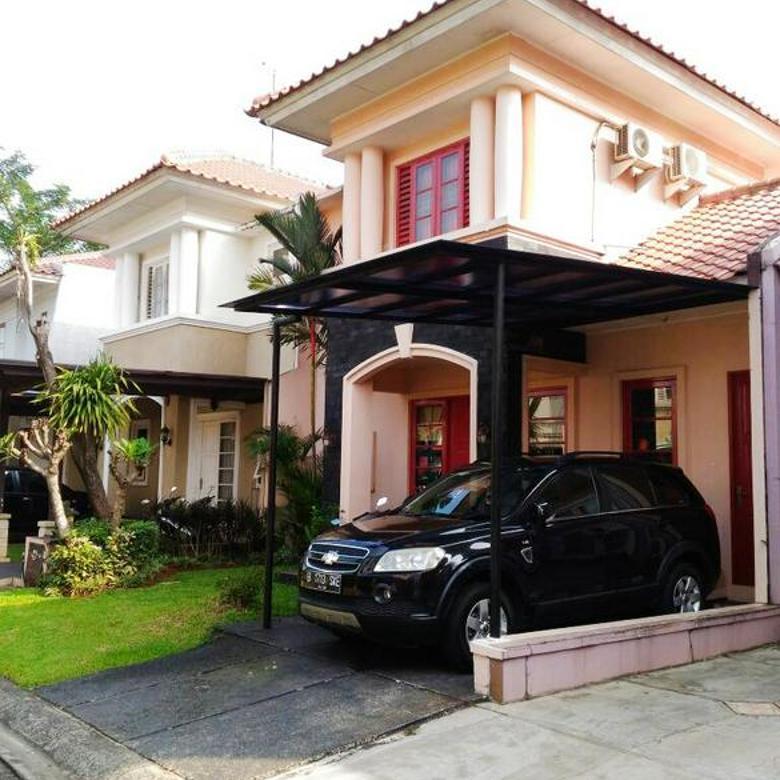 Rumah Murah di Bintaro Puri Bintaro sektor 9 luas tanah 135 m