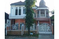 Rumah besar 2 lantai di poros jalan raya Sawojajar kota Malang cocok usaha