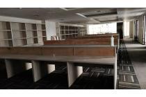 Office Space, Sahid Sudirman Centre, 892sqm, Semi Furnished