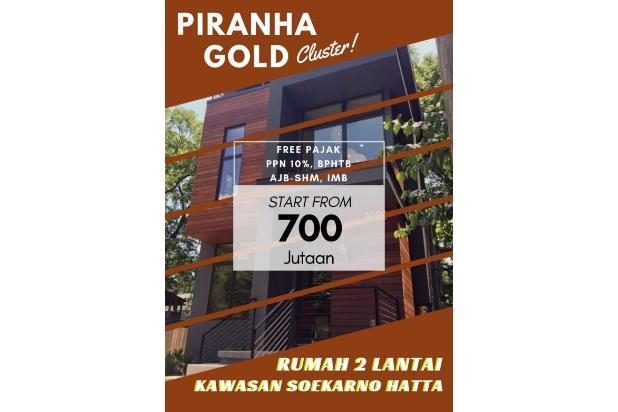 Rp805jt Rumah Dijual