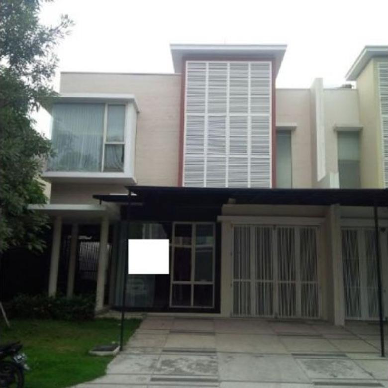 Dijual Rumah Baru Cantik di The Mansion Surabaya