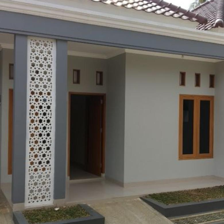 Rumah Baru Siap Huni Dekat Sekolah Alam Depok