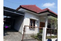 Dijual Rumah Asri dan Kokoh Yogyakarta